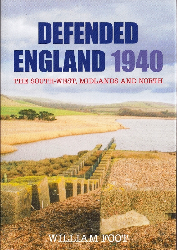 Defended England 1940, The South West, Midlands and North