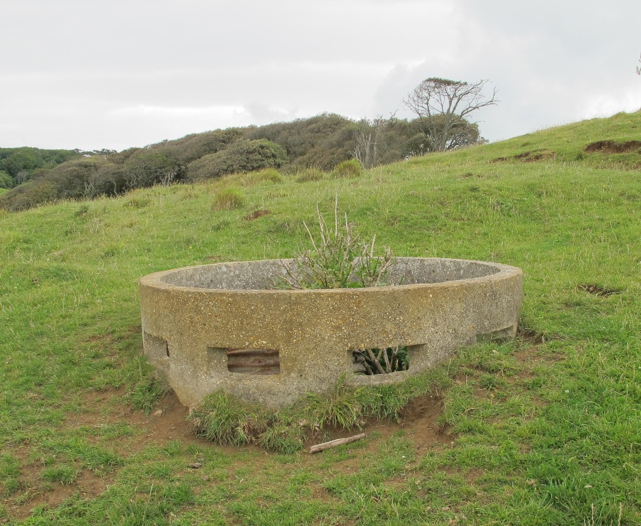 Norcon pillbox Abbotsbury Dorset           Pic by Tim Denton