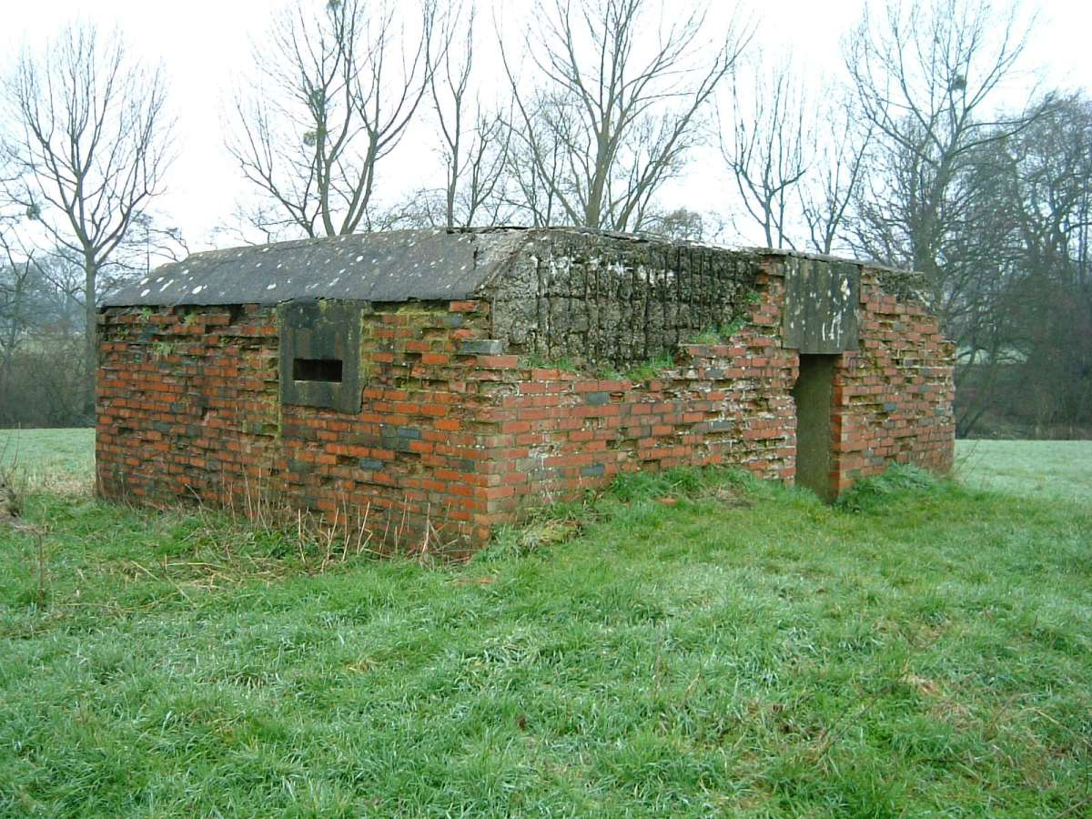 FW3/28 Infantry Pillbox