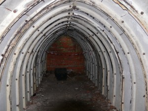 Stanton Shelter interior view