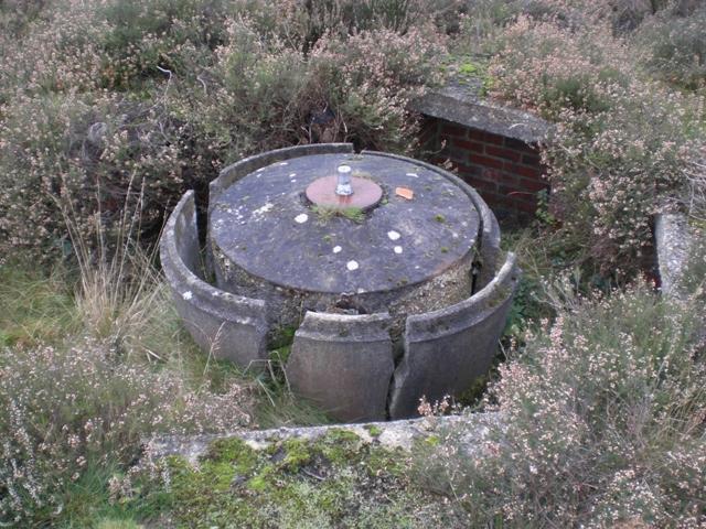 Spigot Mortar Emplacement