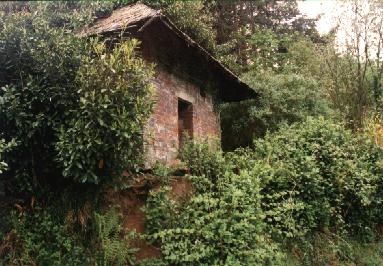 Pillbox Disguised As A Summer House