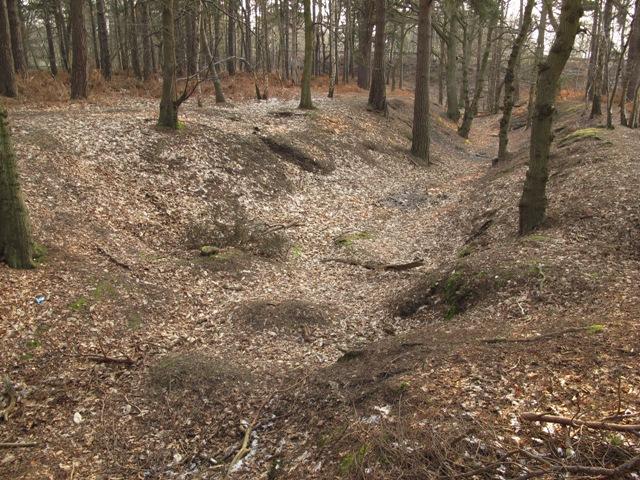 Anti Tank Ditch