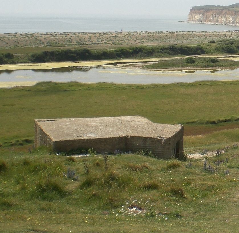 Cuckmere MG Emplacement