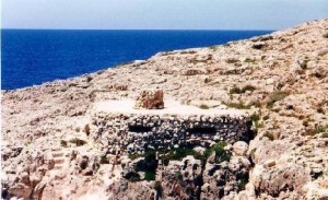 Blue Grotto Pillbox