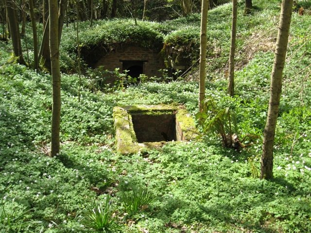 Surviving Auxiliary Base in East Sussex, Picture by David Ottway 2009