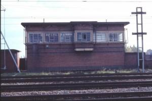 ARP Signal Box Crewe Coalyard