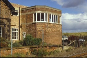 ARP Signal Box Goldsborough Yorkshire