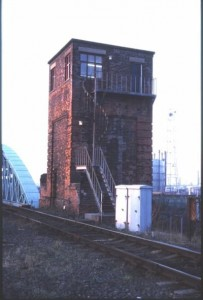 ARP Signal Box Hull River Bridge, Kingston upon Hull