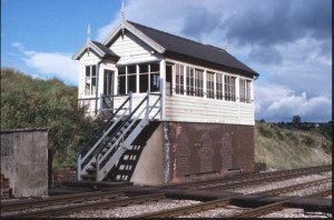 ARP Signal Box Little Mill Junction
