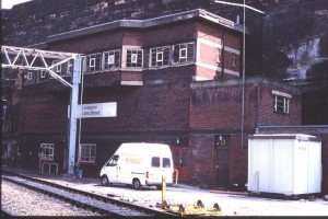 ARP Signal Box Liverpool Limestreet