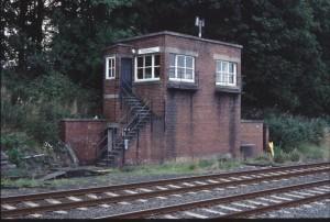 ARP Signal Box Thornhill