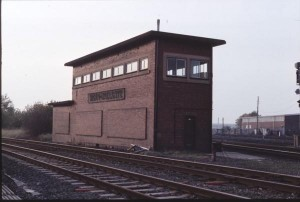 ARP Signal Box Wigan Wallgate