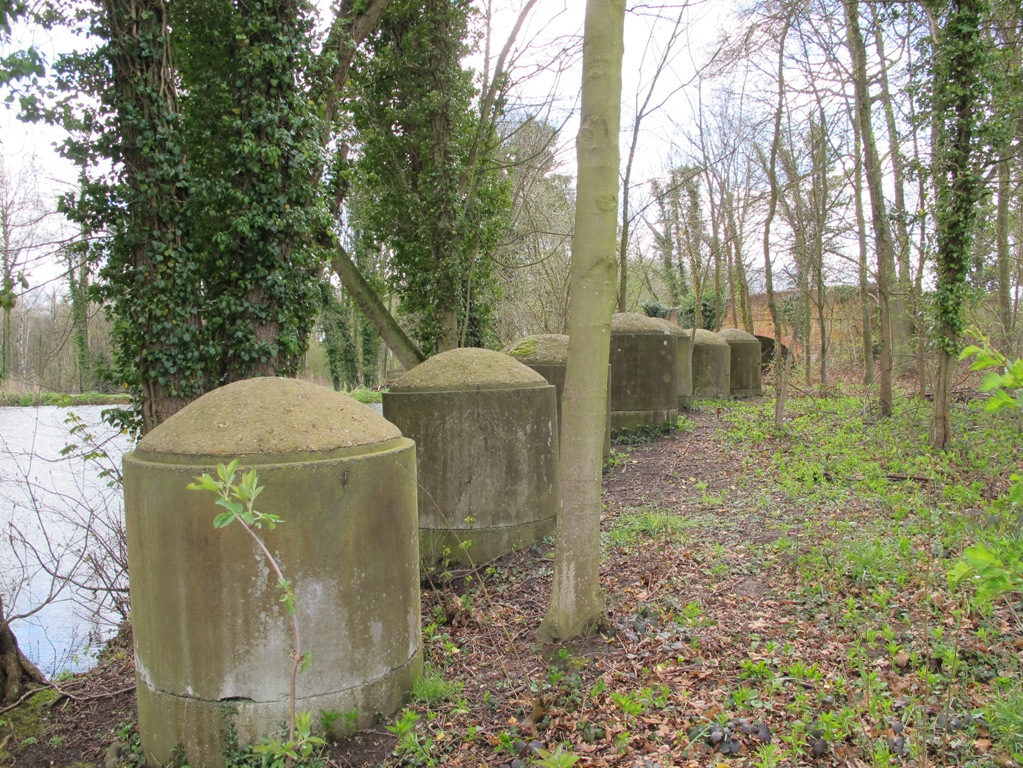 Basingstoke Canal Cylinders
