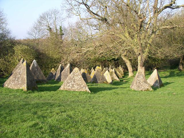 Bekesbourne Anti-Tank Obstacles