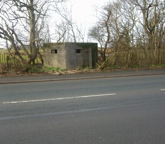 Blackpool Pillboxes