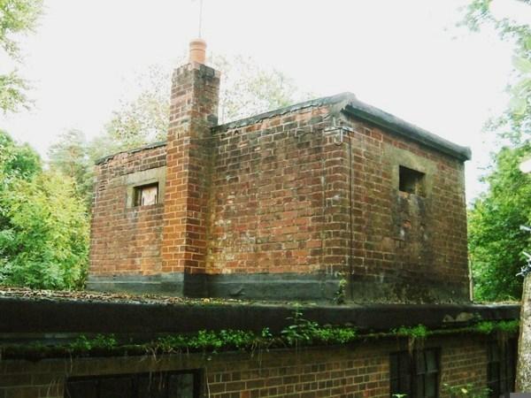 Bramley C.A.D Depot Guard House Pillbox