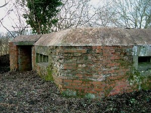 Crookham Shellproof Pillbox