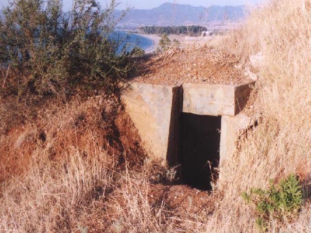 Latchi Pillbox