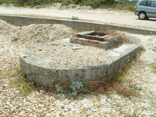 Emsworth Channel defence post