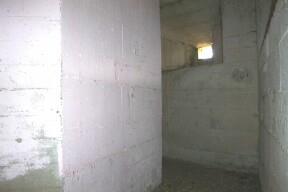 Internal view from 'Sunken Entrance' and Bren Gun Loop