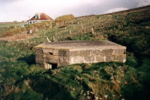 Type 24 Pillbox Grid Ref: SW 6540 – 2219