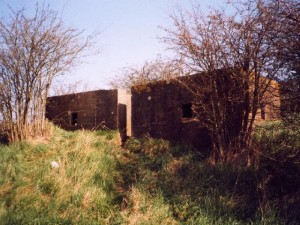 Type 23 Pillbox @ Frampton Marsh