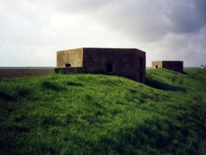 Type 22 Pillboxes @ Freiston Shore