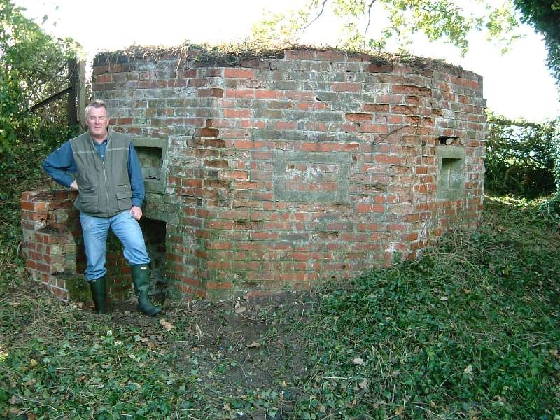 Tim and the pillbox