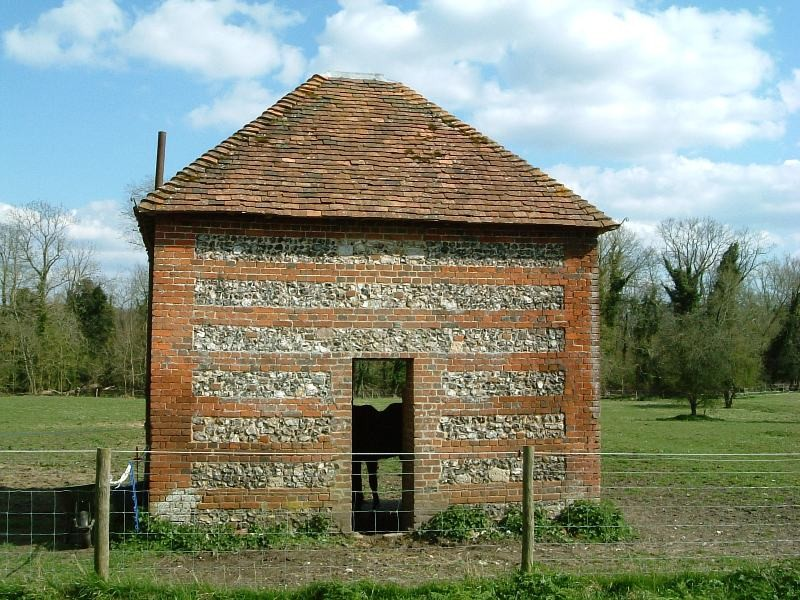 Defended Barn, Fullerton, Hampshire