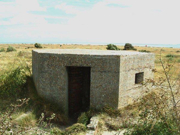 Hayling Island's FW3/22 Pillboxes