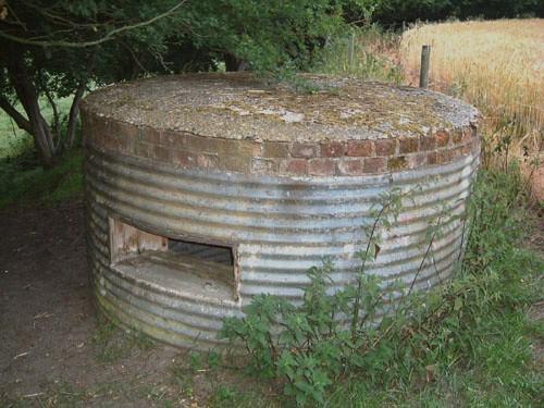 Bramshill FW3/25 Armco Pillboxes