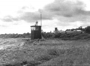 Winterton On Sea, Norfolk Circa 1940s. Coast Guard Lookout