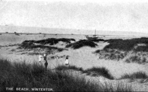 Winterton Beach Circa 1920s