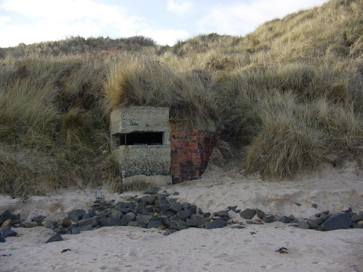 Embleton Bay Variant Pillbox