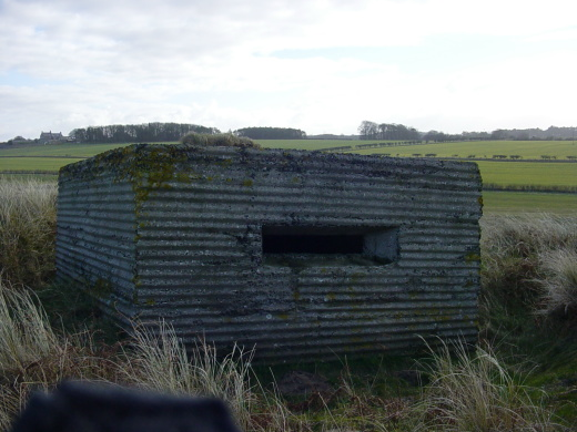 Embleton Bay HMG Pillbox