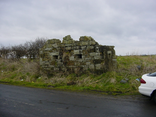 Warkworth Camouflaged Pillbox