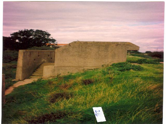 Another View Of The Gun House