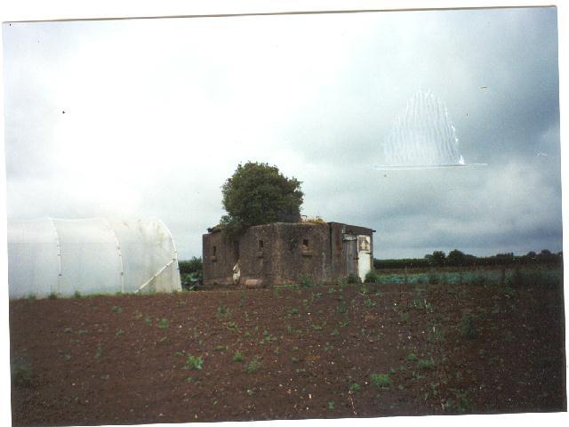 Pillbox Defending Hobehole Drain, Freiston