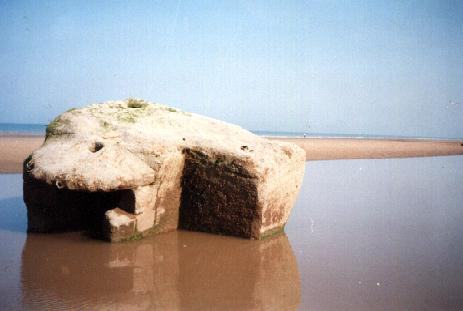 Beach Light - Located In Quick Sand!