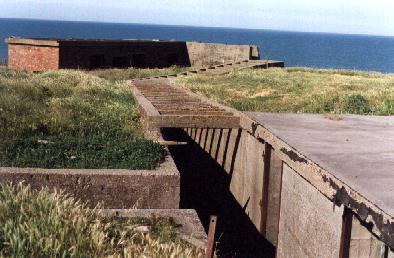 Ringborough Battery, 1995. NGR: TA 274 - 373
