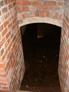 Inside the Seagull Trench @ RAF ATCHAM, Shropshire