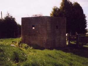 Type 22 Pillbox Near The Sloop Inn, Donnington