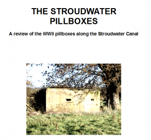 Stroudwater canal pillbox review