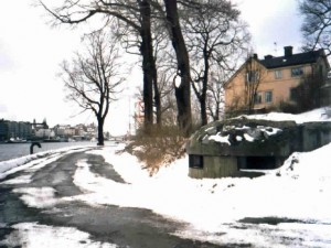 Skeppsholmen Island Pillbox