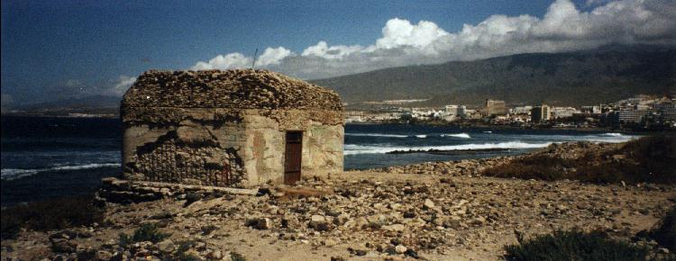 Tenerife Pillbox @ Playa de las Americas