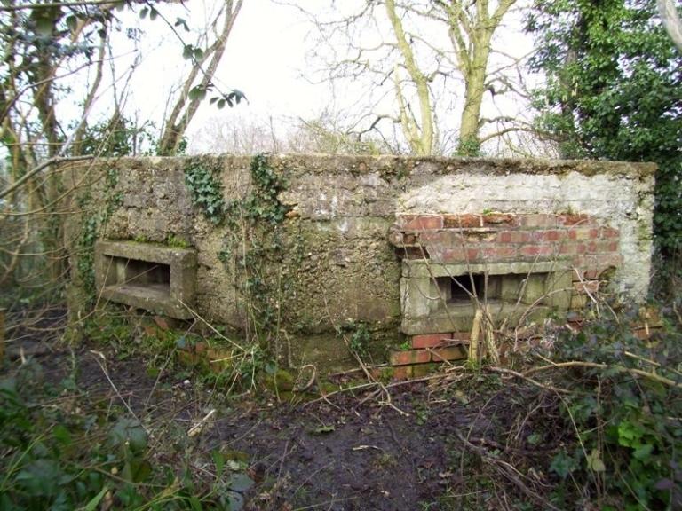 Tongham, Aldershot, East Ring Defences.