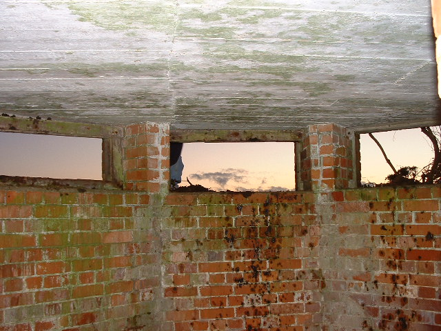 Tulks Hill Observation Pillbox