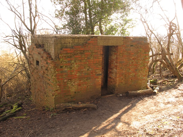 North Downs Pillboxes
