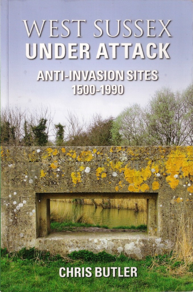 West Sussex Under Attack Cover